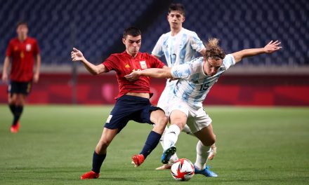Argentina: empate con España y eliminación