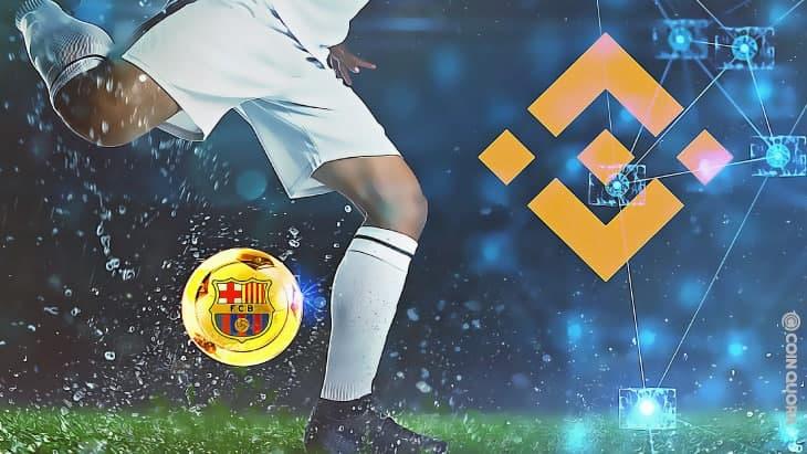 Las empresas de criptomonedas se interesan en patrocinar al Barça