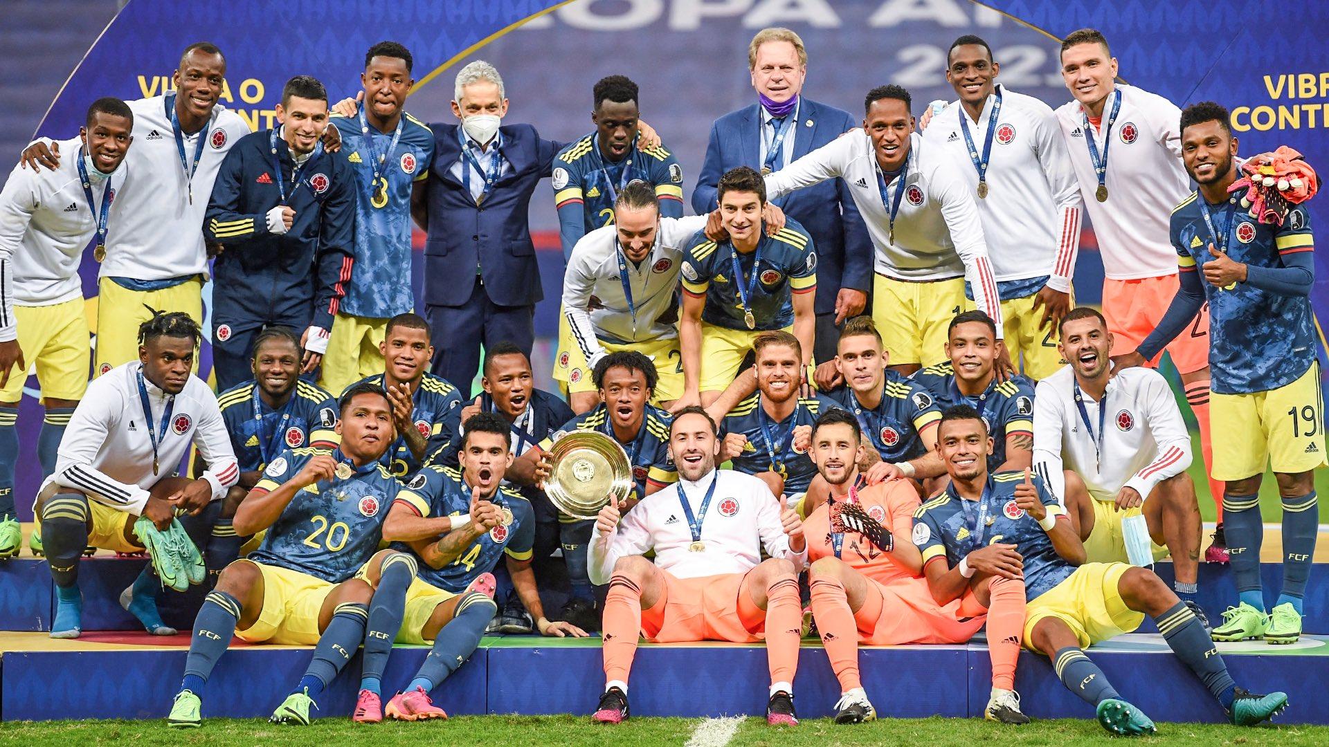 El balance de la selección Colombia en la Copa América 2021
