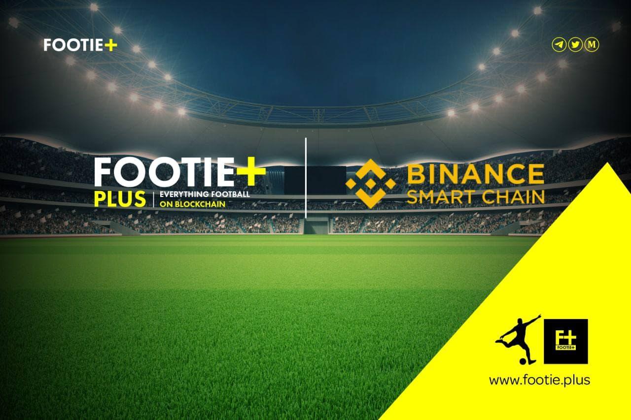 Footie Plus NFT nuevo proyecto blockchain que integra fútbol y criptomonedas