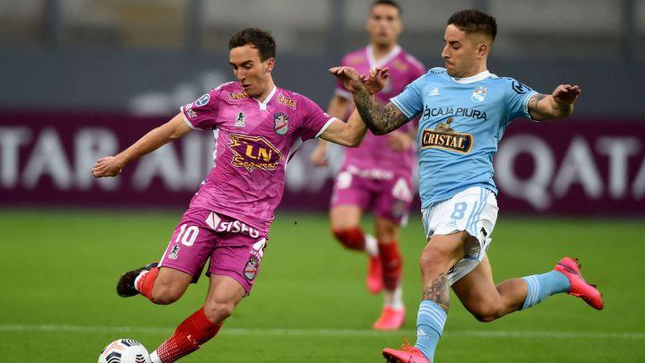Sporting Cristal derrotó 2-1 a Arsenal por la ida de los octavos de final de la Copa Sudamericana