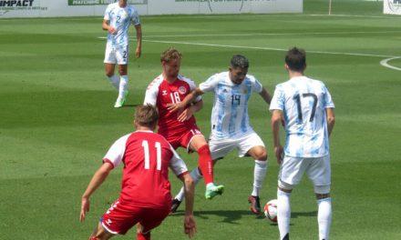 Se viene el debut de la Selección Argentina
