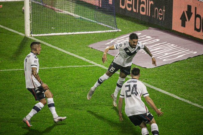 Vélez pisa fuerte en la Copa Libertadores