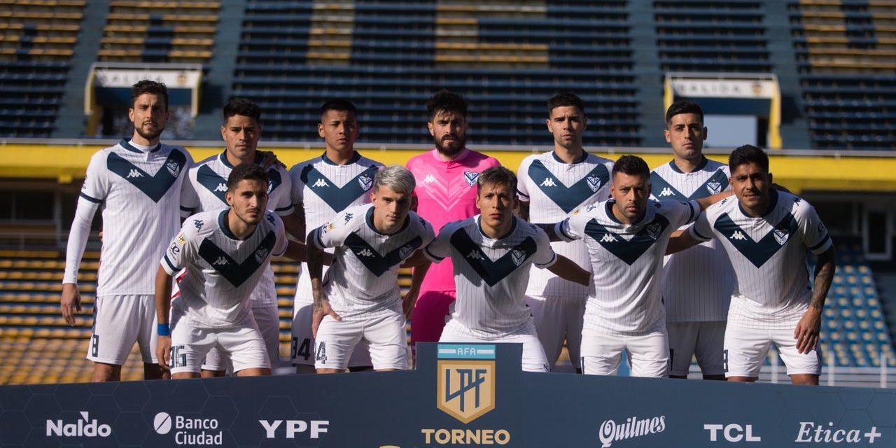 Vélez no consigue levantar en la Liga Profesional de Fútbol