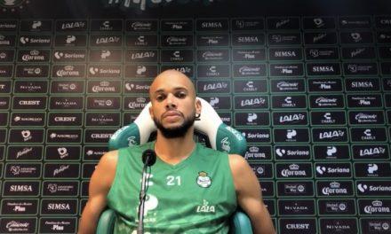 «Santos no se relaja, queremos poner el nombre del club en alto».