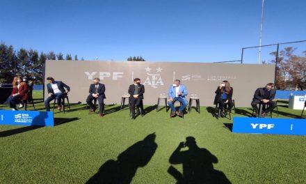 AFA presentó el nuevo torneo de fútbol femenino