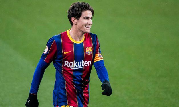 El Barça cede a una de sus promesas