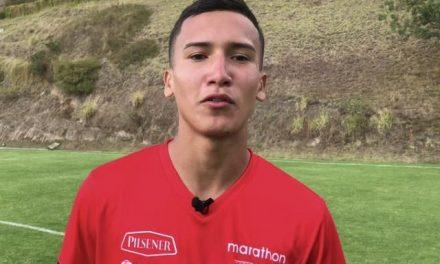 El Estoril de Portugal se refuerza con otro jugador ecuatoriano