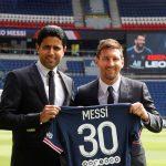 Messi recibirá parte de su salario en criptomonedas
