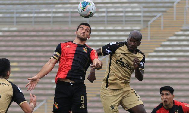 Melgar y Cusco FC empataron 2-2 en la cuarta fecha de la Fase 2