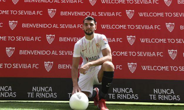 Monchi y fichaje Sevilla FC lo han vuelto a hacer