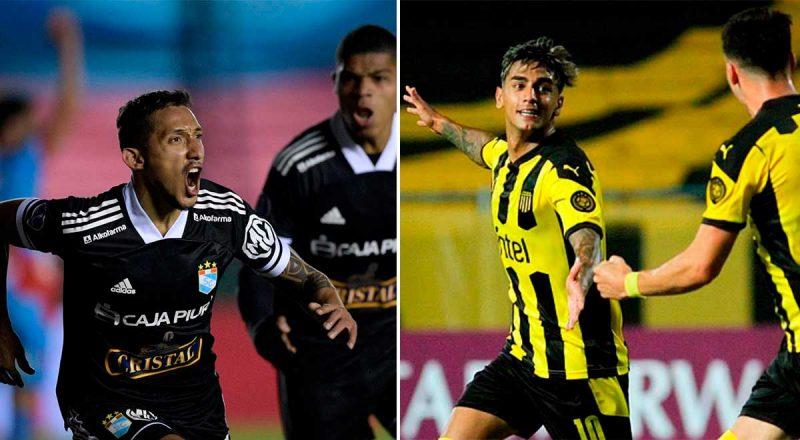¿Cómo llegan Sporting Cristal y Peñarol al cruce de cuartos de final por Copa Sudamericana?