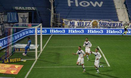 Vélez goleó a Godoy Cruz en Liniers