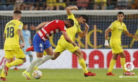 Villarreal 0-0 Granada: los goles no llegaron a la Cerámica