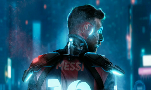 Messi lanzó sus propios tokens
