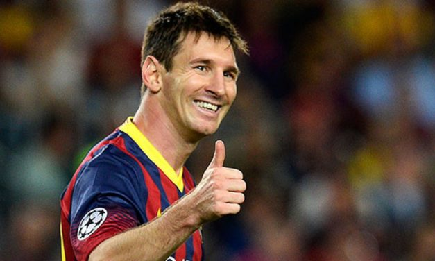 Las risas no faltaron tras la bomba de la salida de Messi del Barça