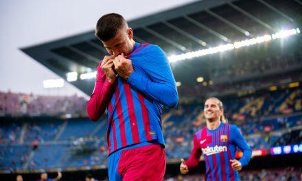 El Barça se gusta en el regreso del público a las gradas