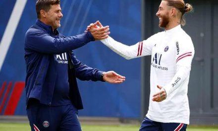 Sergio Ramos tendrá que esperar un mes más para debutar con el PSG