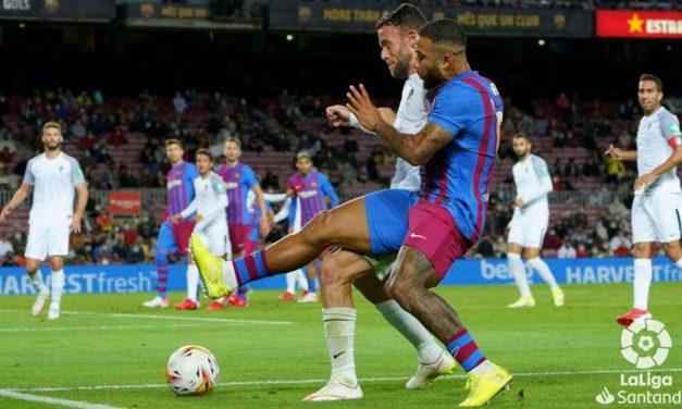 Barcelona 1-1 Granada: Araújo evita la campanada del Granada