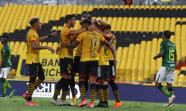 Barcelona SC pretende desafiar la lógica en Brasil