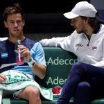 Argentina se prepara para la Copa Davis