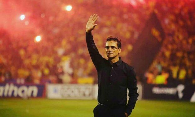Fabián Bustos: 'Barcelona SC – Flamengo, el partido más importante de mi vida'