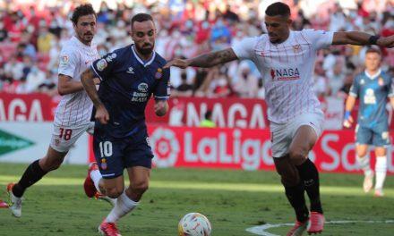Sevilla FC 2 – 0 RCD Espanyol: Los de Lopetegui superan a los pericos con suficiencia