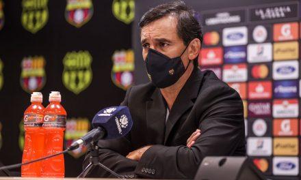 """""""Enfrentamos al equipo más importante del continente"""""""
