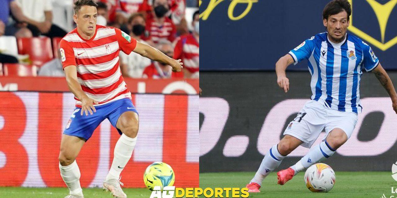 Granada-Real Sociedad: a refrendar la mejoría