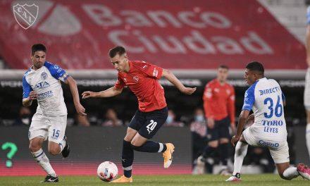 ¿Independiente perdió terreno en la lucha?