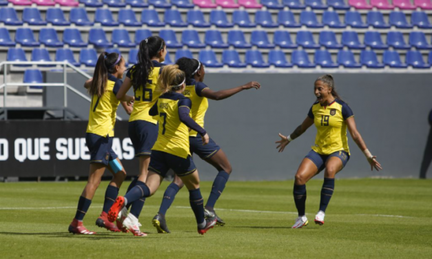 'La Tri' femenina se prepara para el torneo más importante de América