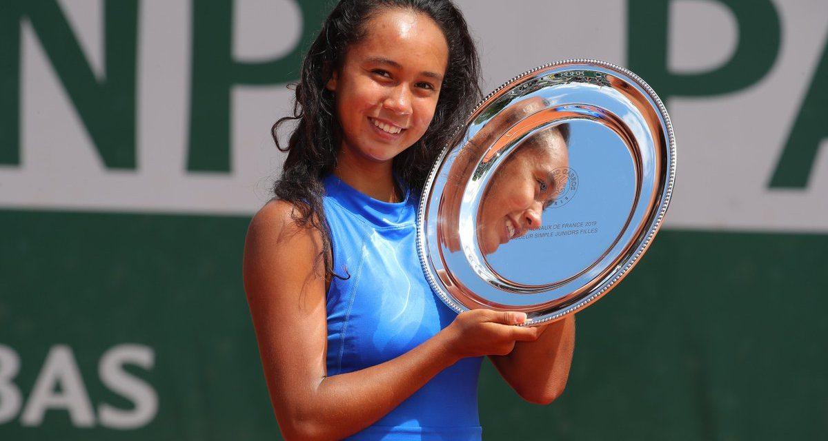 Leylah Fernández sensación del US Open disputará su primera final de Grand Slam