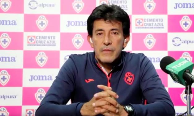 """""""El equipo va agarrando una mejor forma"""" – Roberto Pérez"""