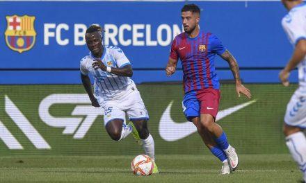El Barça B sigue sin carburar