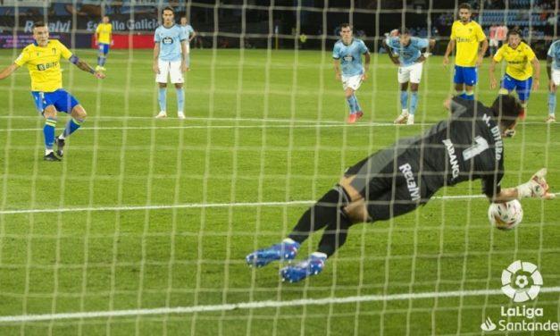 Si te enfrentas al Celta de Vigo, ensaya los penaltis