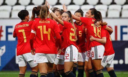 La selección española femenina, a afianzar el liderato con datos de récord