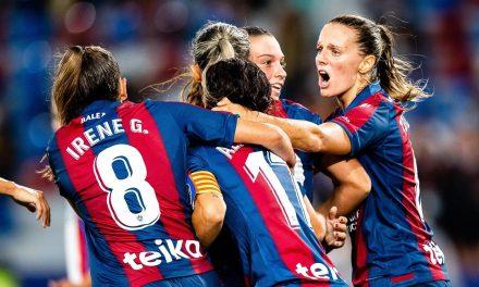 Semana clave para los equipos españoles en UWCL