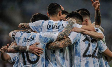 Argentina, con varias bajas para enfrentar a Bolivia