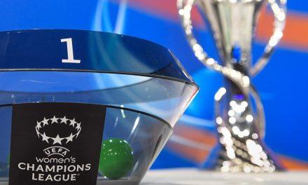 Así han quedado los grupos de la UEFA Women's Champions League