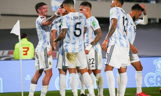 Argentina buscará prolongar su buen momento