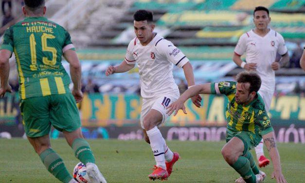 Dura derrota de Independiente ante Aldosivi