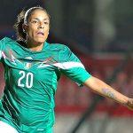 Goleadora histórica del 'Tri' Maribel Domínguez: 'Me decían Mario'