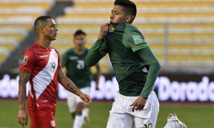 Dura derrota: Perú cayó 1-0 ante Bolivia en un partido bastante luchado