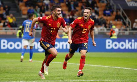 La Selección Española le pega un portazo a las críticas