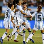 Selección femenina: Hay fecha FIFA